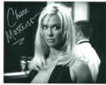Chase Masterson Leeta in Star Trek: DS9, Genuine Signed Autograph 10x8 #1